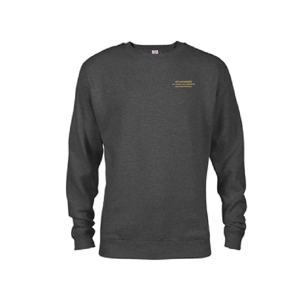 UWM-ASL Fleece Sweater