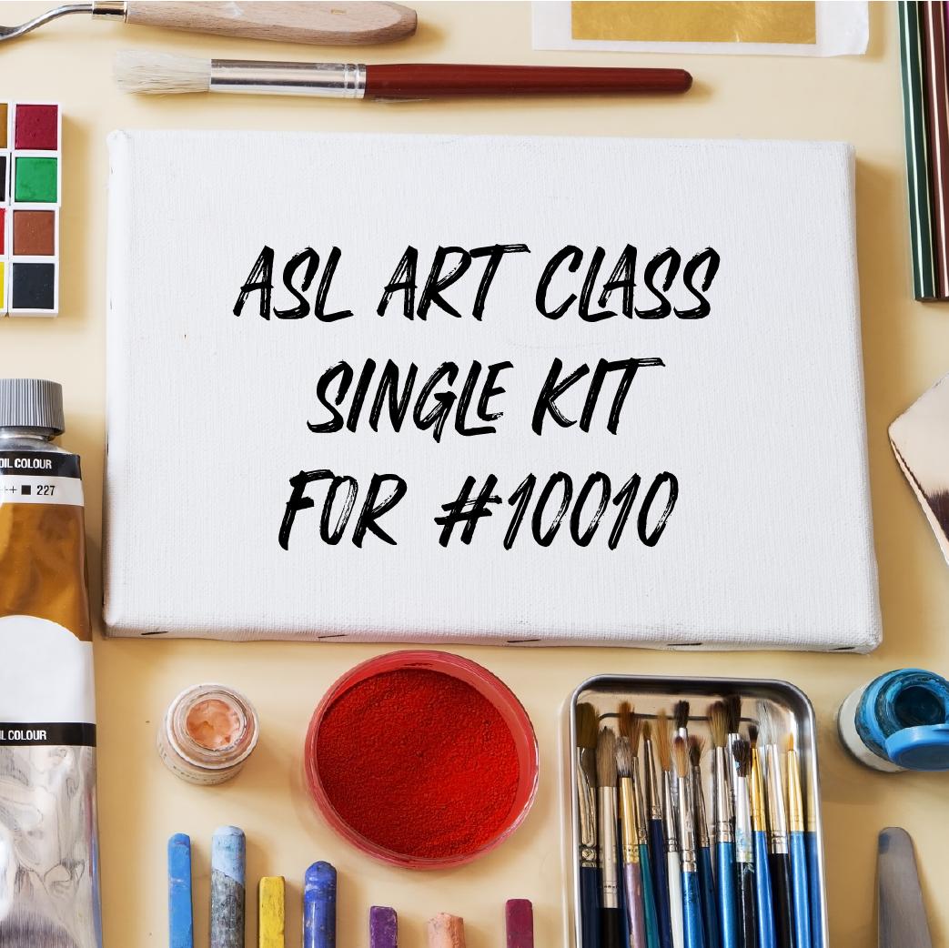 Paint & Sign Supplies #10010A