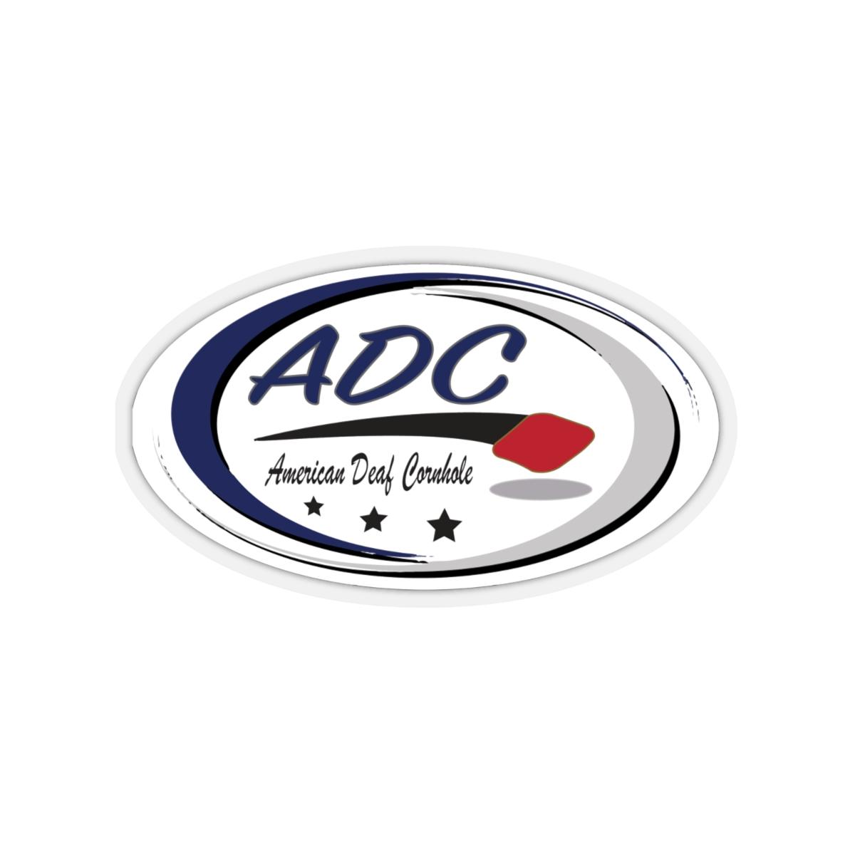 ADC VInyl Sticker
