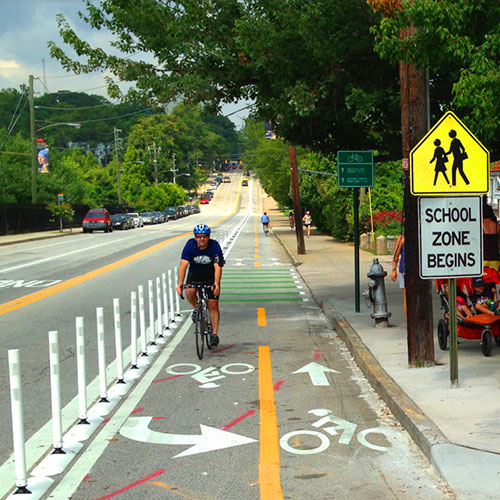 Vision Zero and safer streets