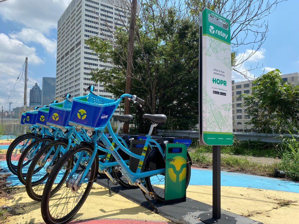 Bike sharing by Go HOPR
