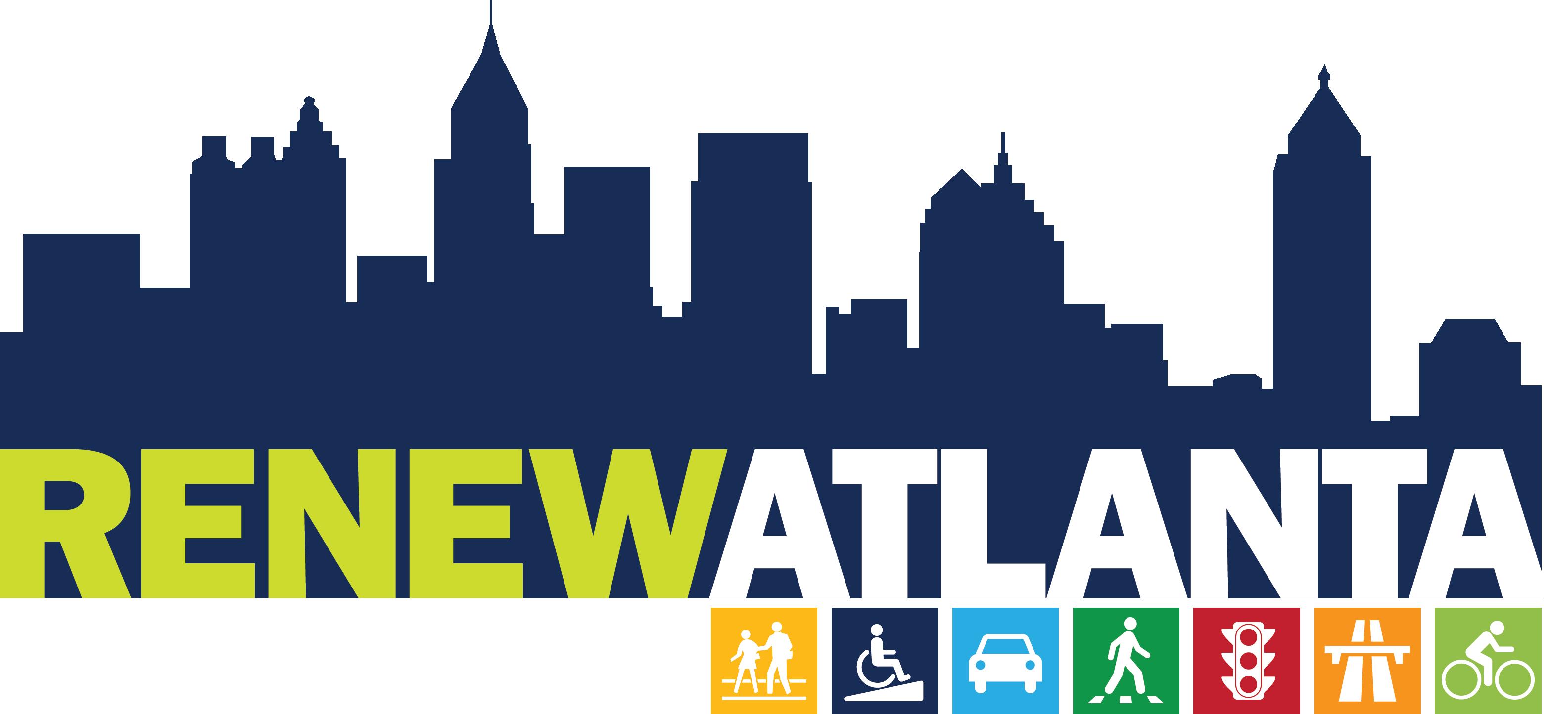 Official Renew Atlanta Logo