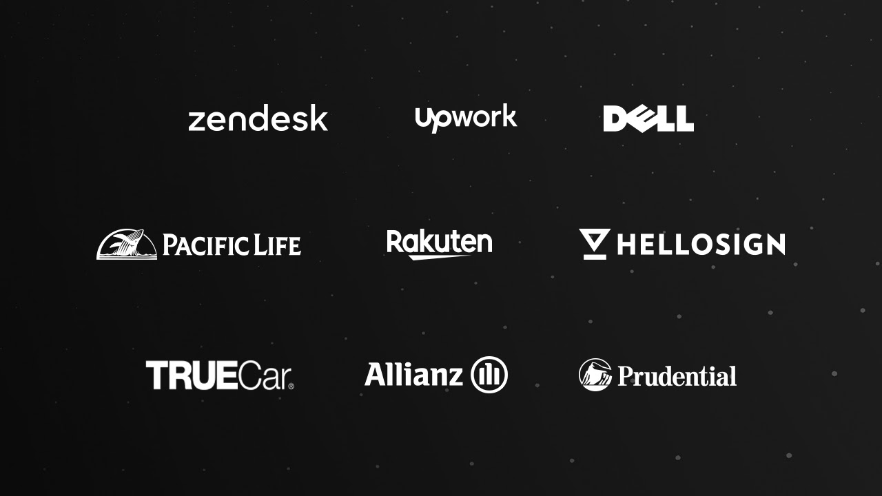 Enterprise customer logos