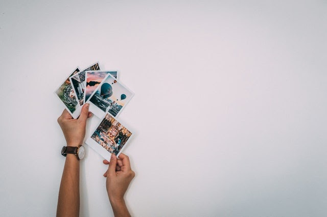 image of photo playing cards