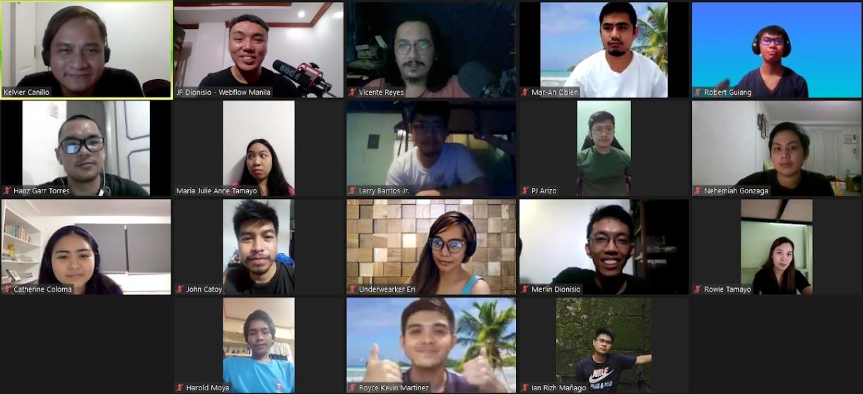 manila webflow meetup