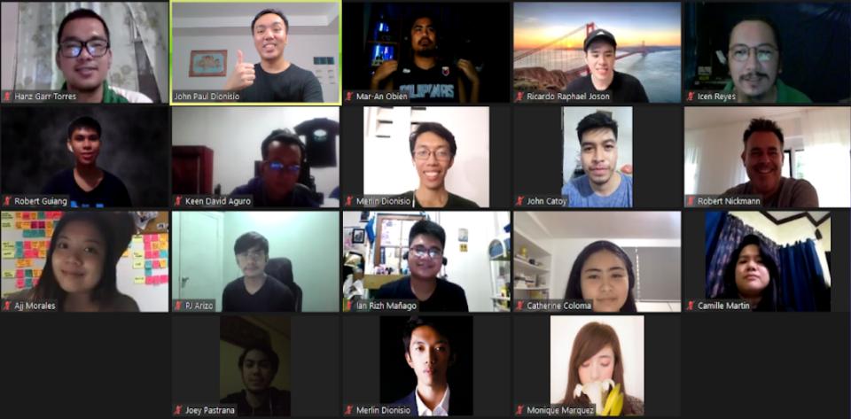 Manila remote Webflow meetup