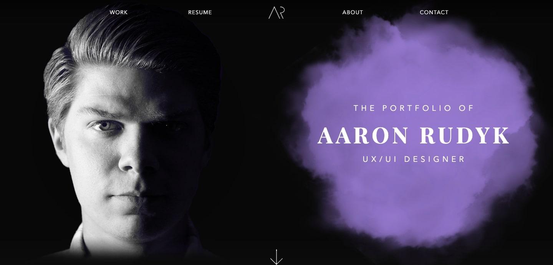 aaron's portfolio