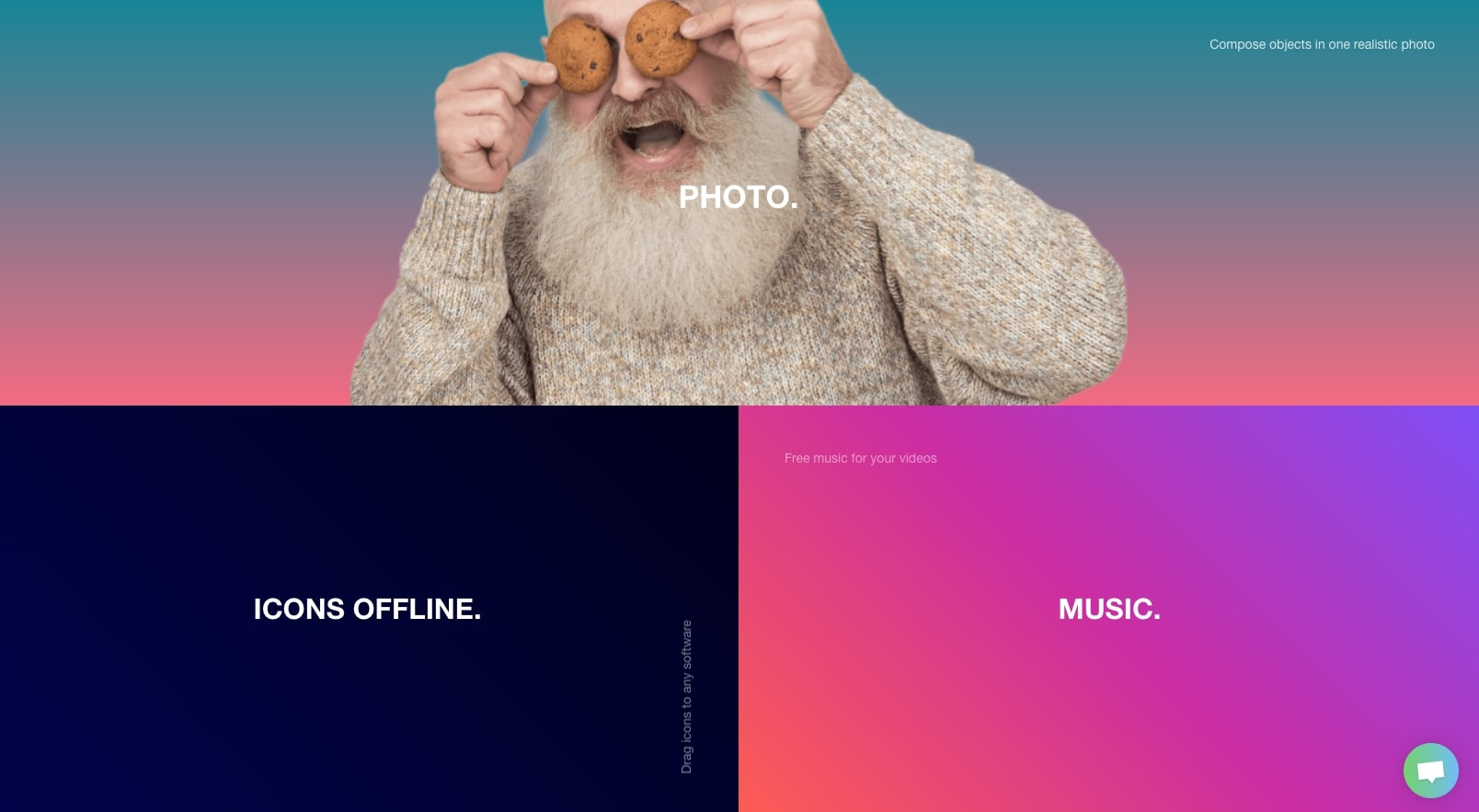 free stock photos, music, and icons