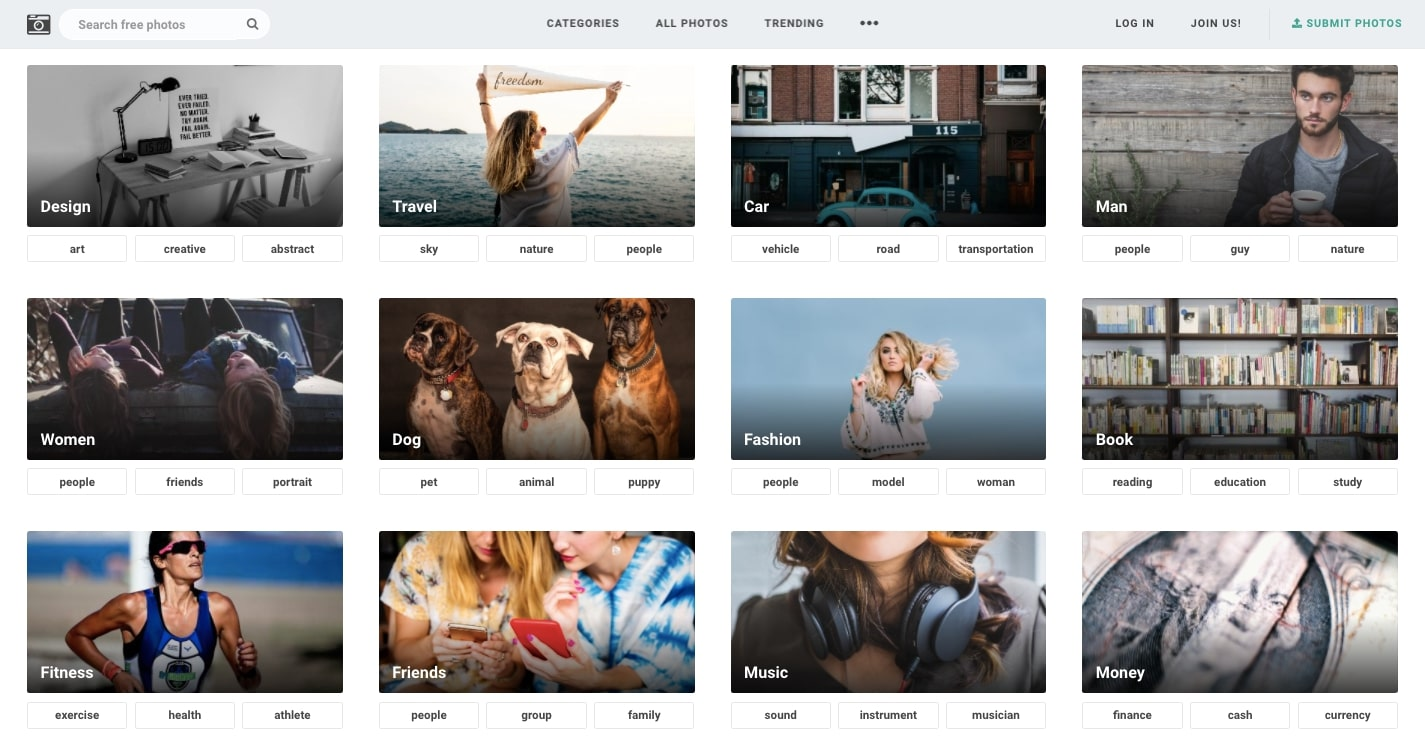 stocksnap photos