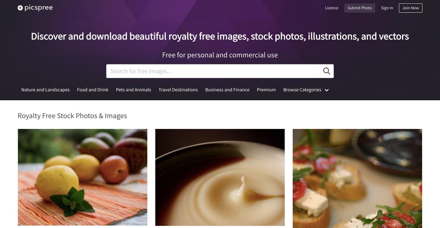 picspree free stock images