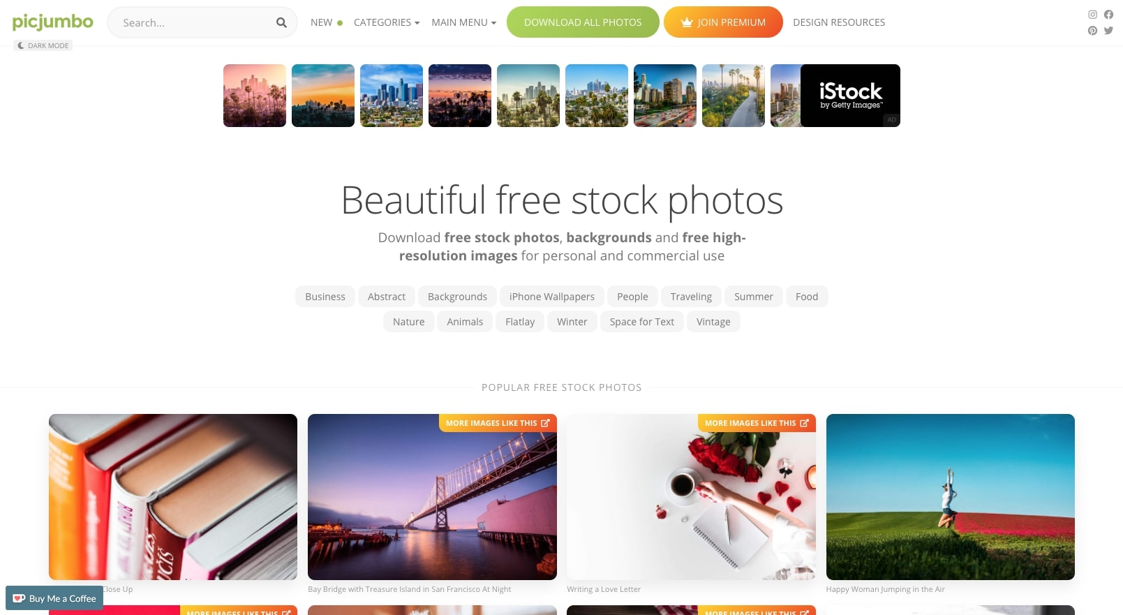 picjumbo free stock photos