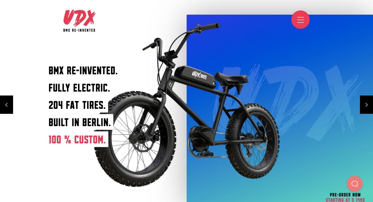 udx bikes