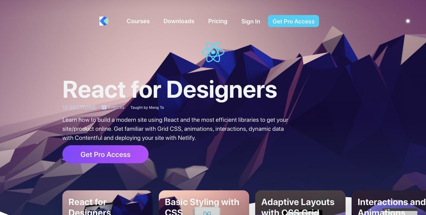 design+code free webflow course