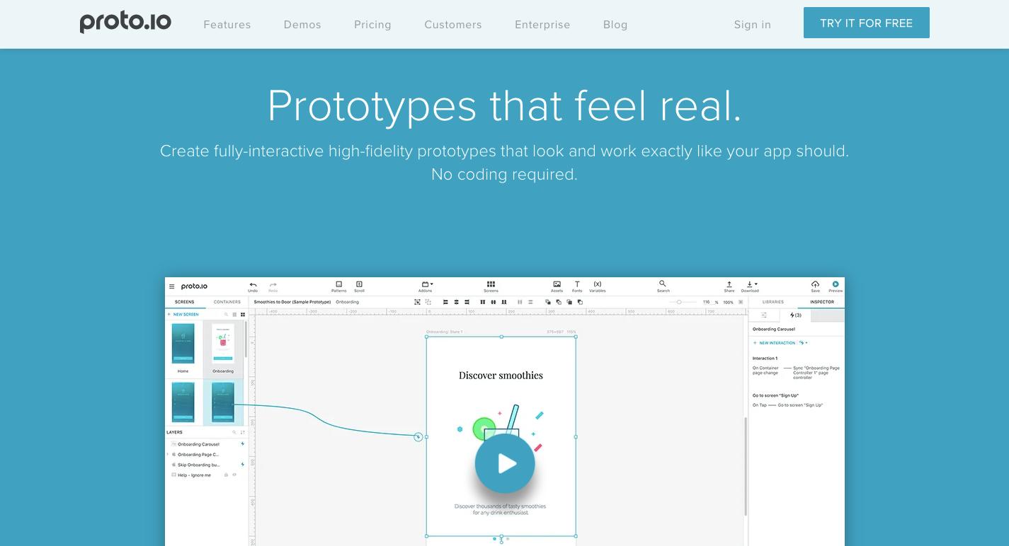 proto io design tool
