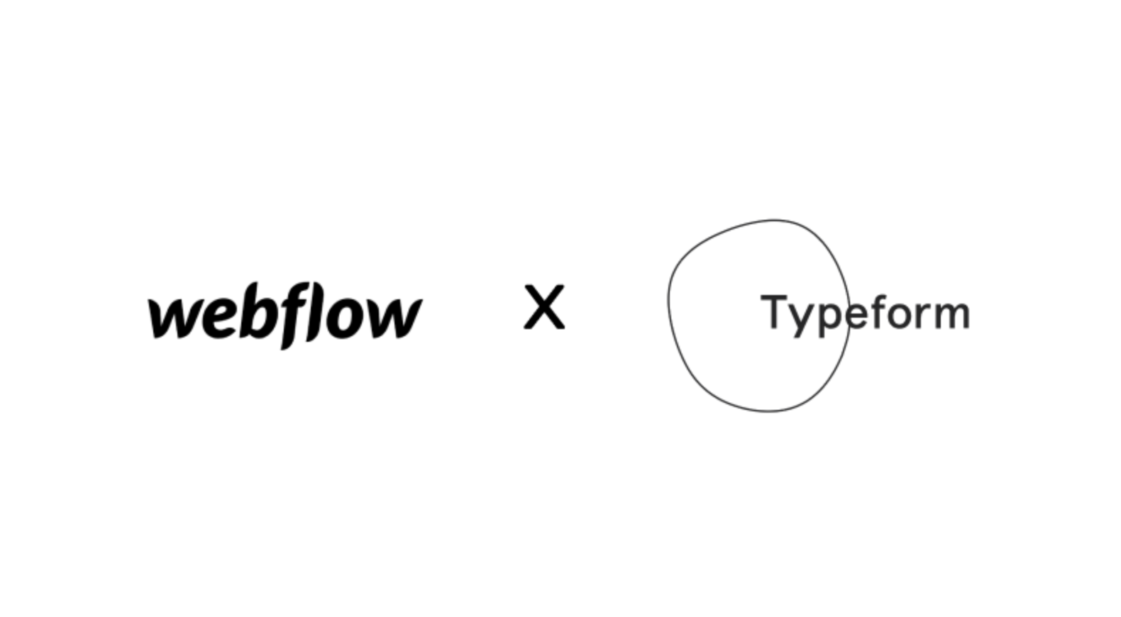 webflow and typeform
