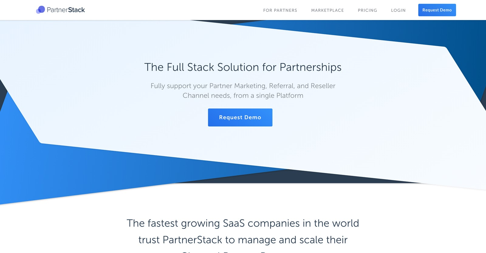 partner program with partnerstack