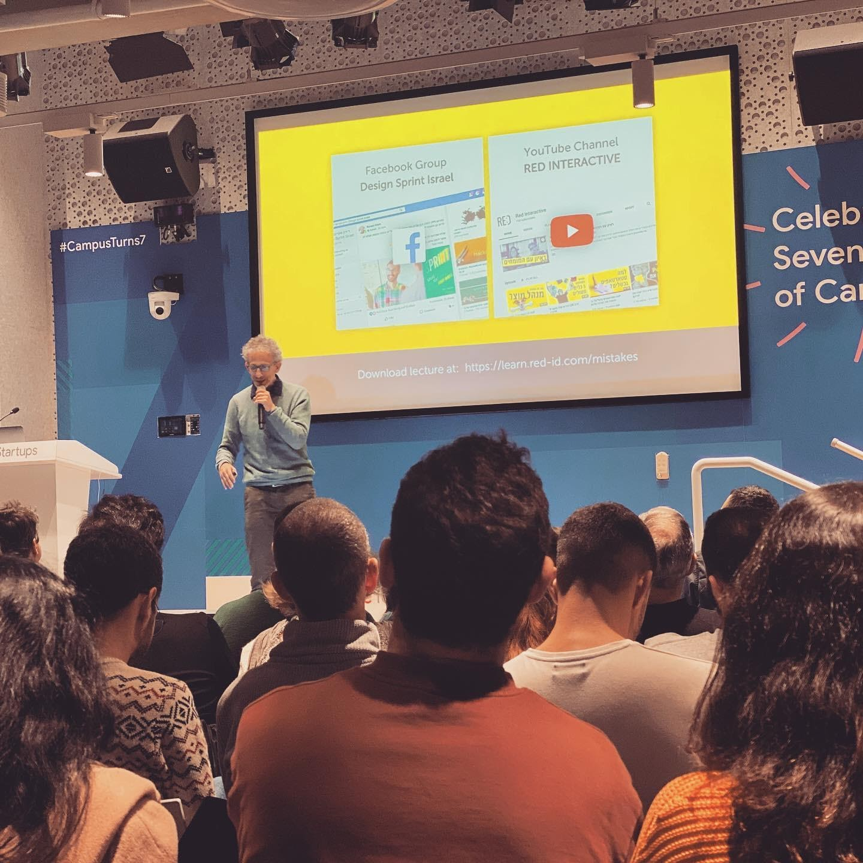 webflow event in tel-aviv