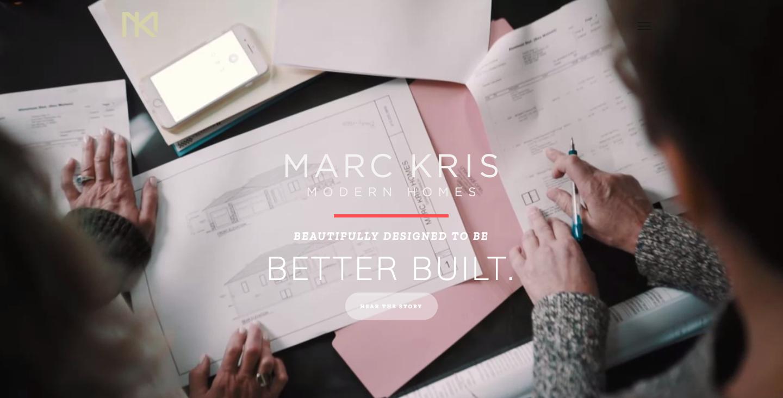 Marc Kris Modern Homes