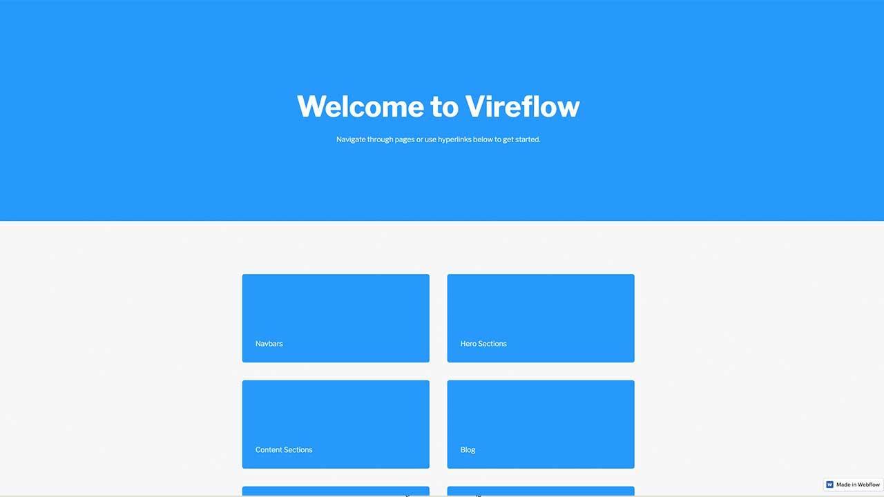 vireflow wireframe kit