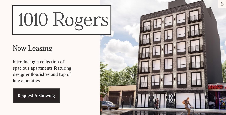 1010 rogers webflow website