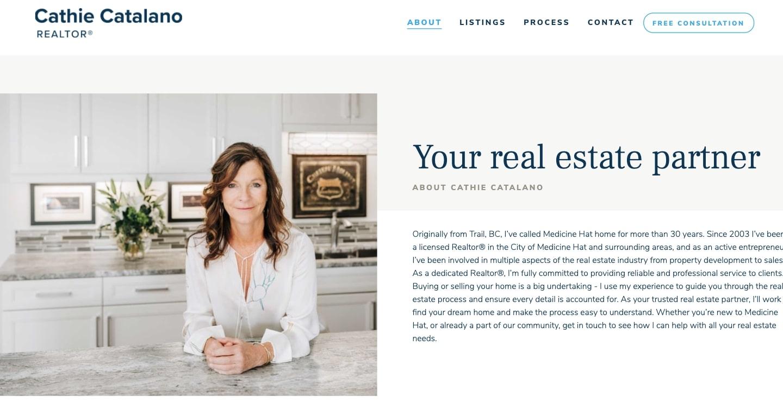 Cathie's testimonials