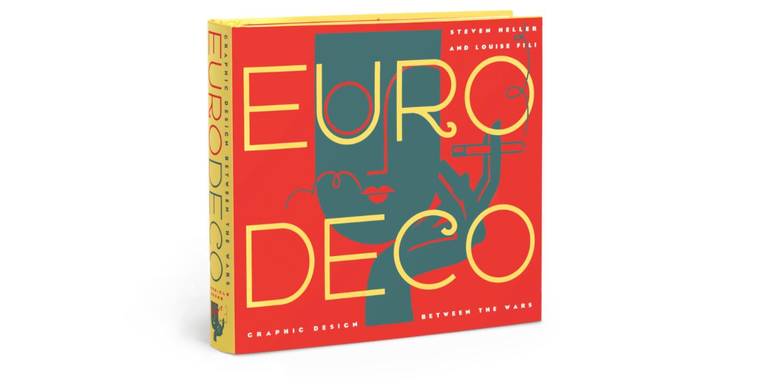 Euro Deco book cover.