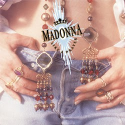 Madonna Like a Prayer cover by Margo Chase.