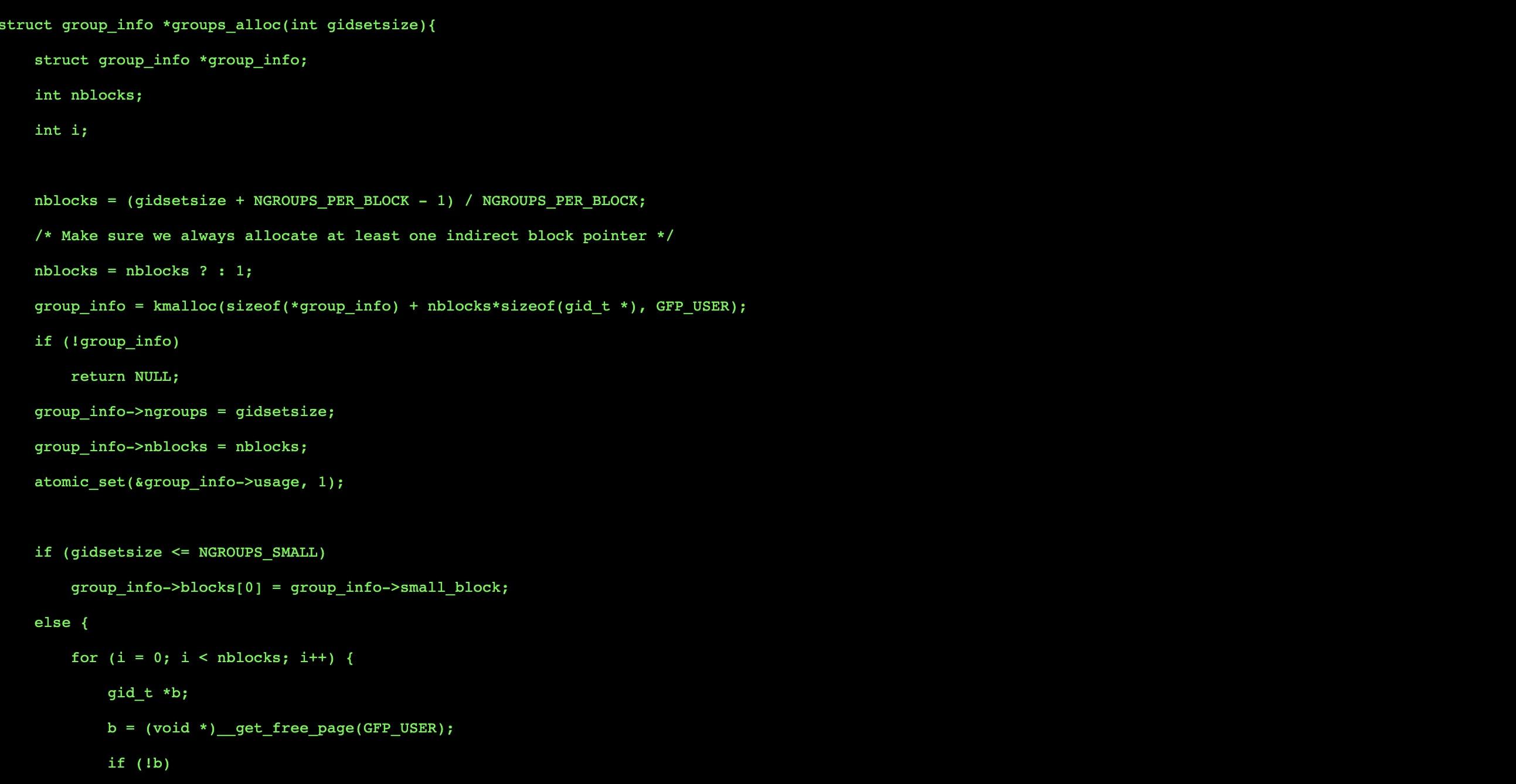 An image of the HackerTyper website.
