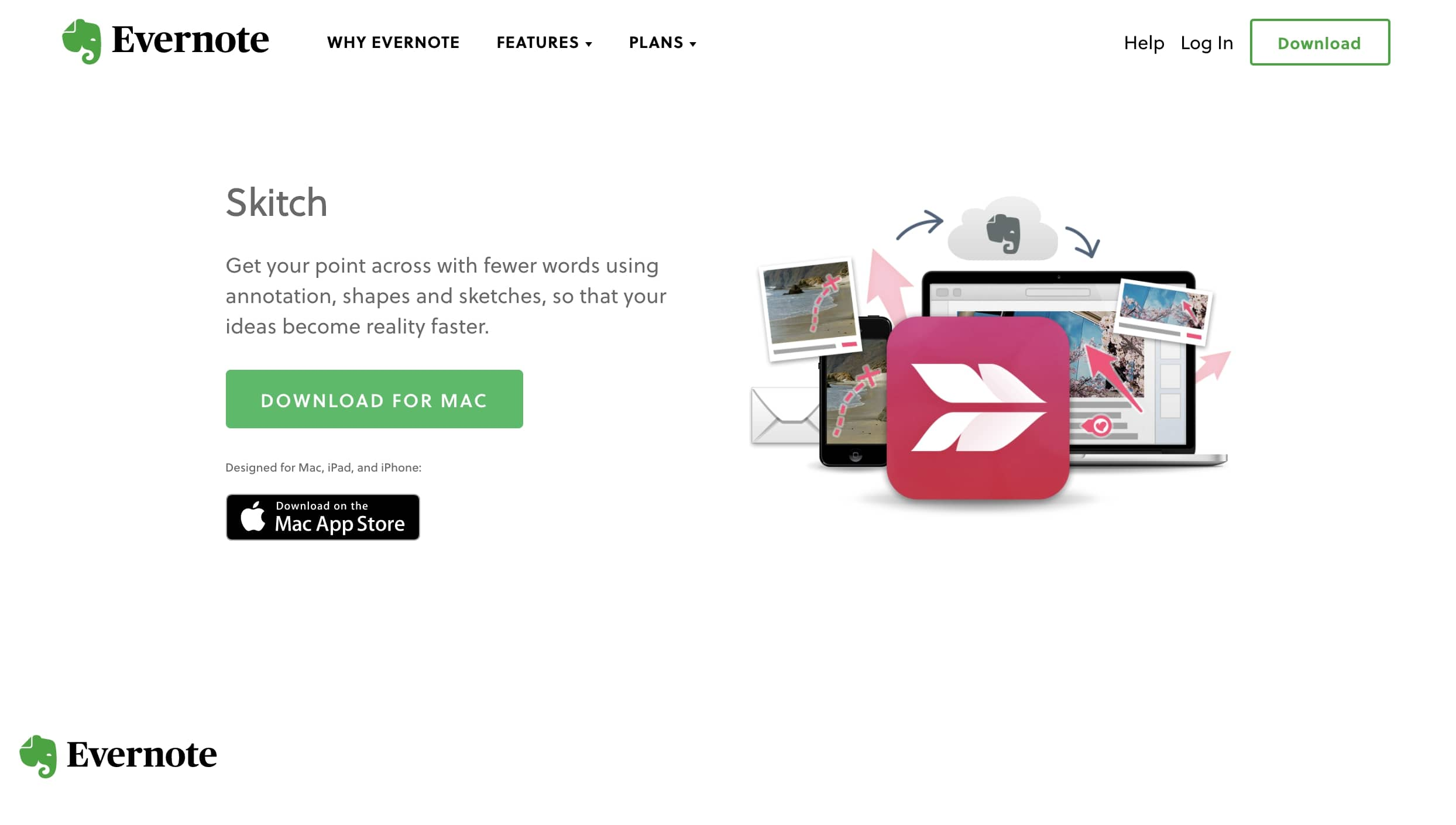 evernote skitch for mac