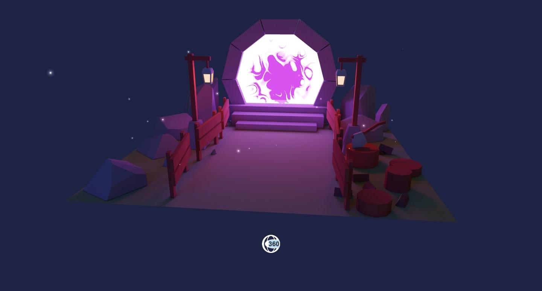 Portal Journey homepage