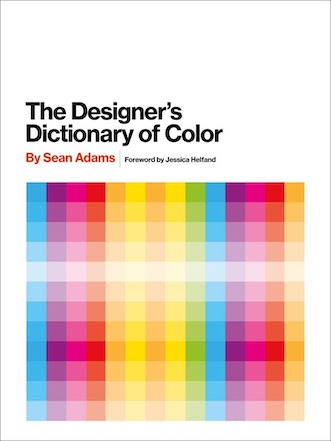 An image of The Designer's Dictionary of Color.