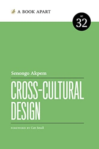An image of Cross-Cultural Design.