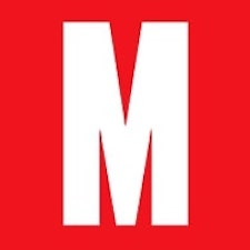 An image of the Marvel Favicon.