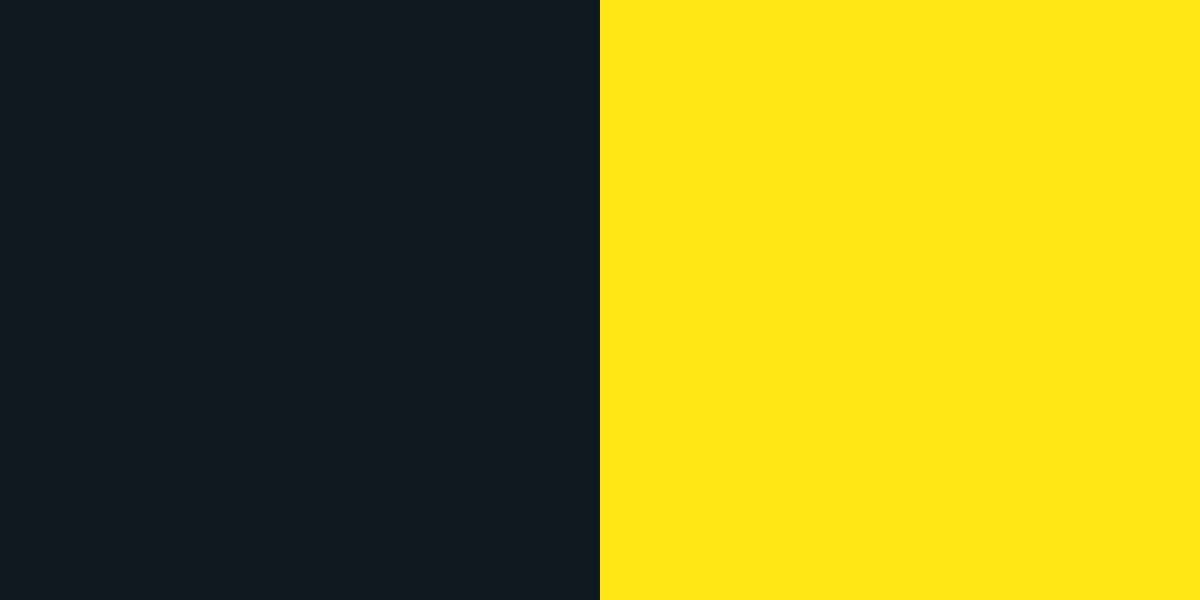 An image of the charcoal and yellow color combination.