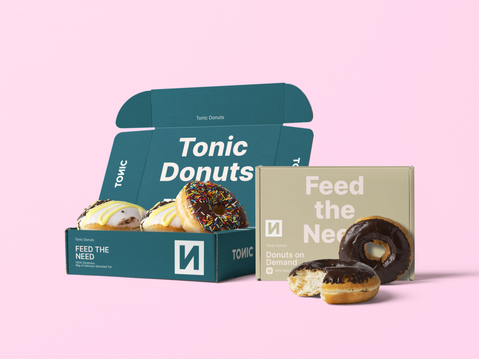 Glutenous Donuts