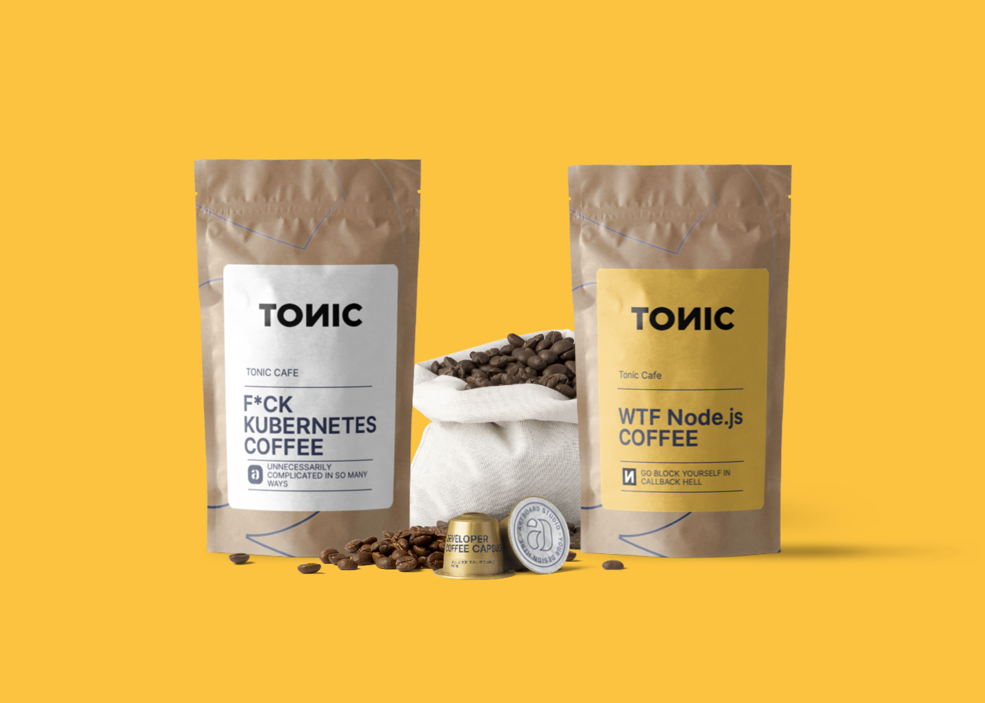 300mg Caffeine Coffee Capsules