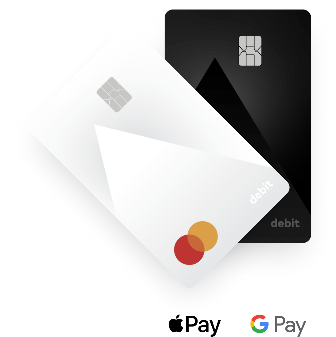 Treasury Prime debit cards with Apple Pay and Google Wallet support