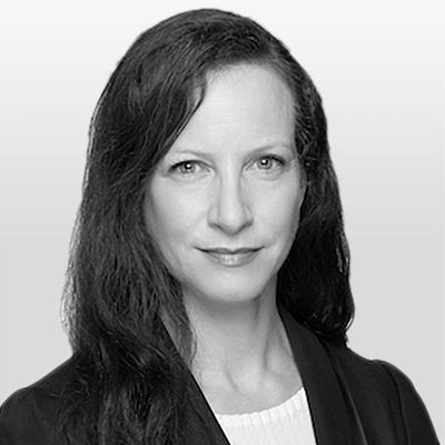 Headshot of Clarissa Horowitz