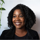 Portrait of Kelly Ifill, CEO & Founder of Guava.