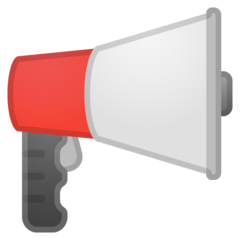 Megaphone emoji