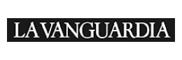 Logo periódico La Vanguardia BN