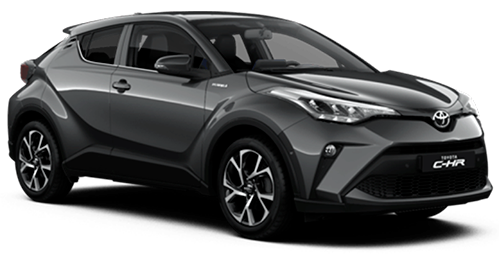 Opiniones Toyota C-HR