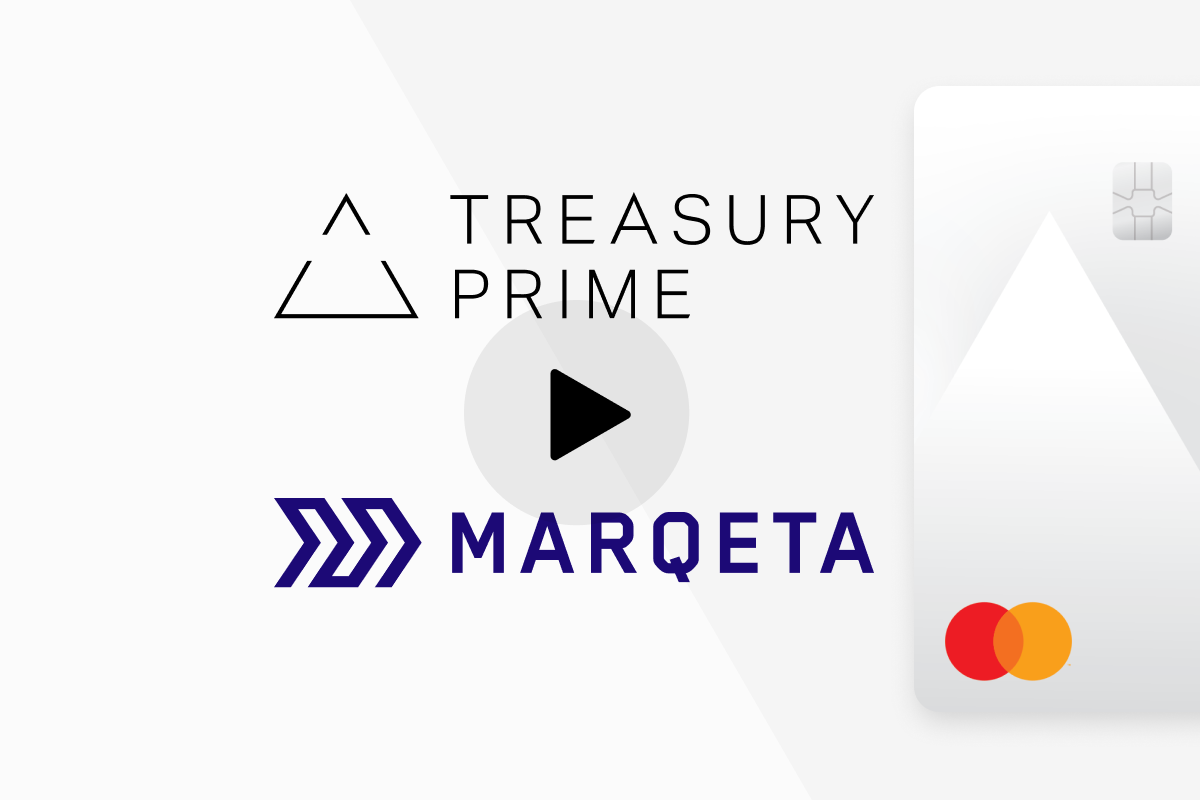 Treasury Prime & Marqeta team up for debit card issuing