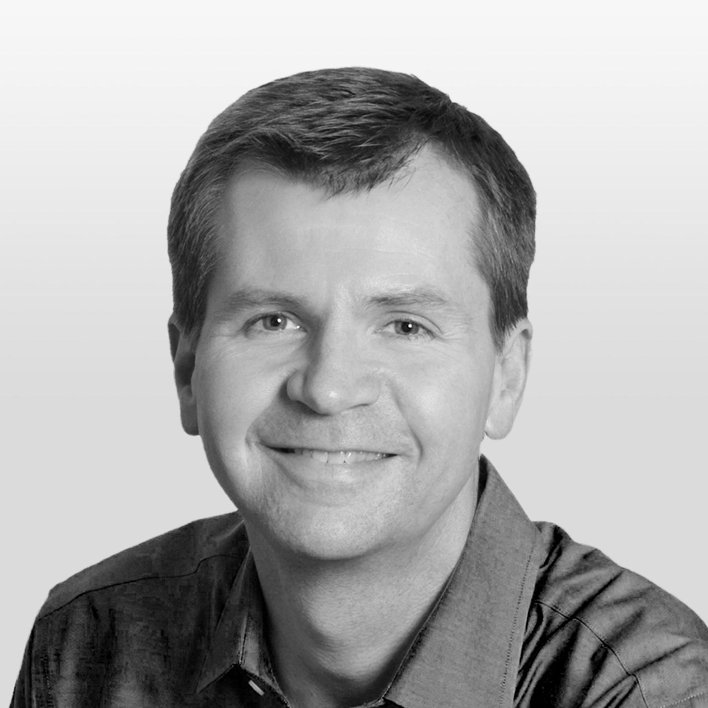 Headshot of Marty Roberts