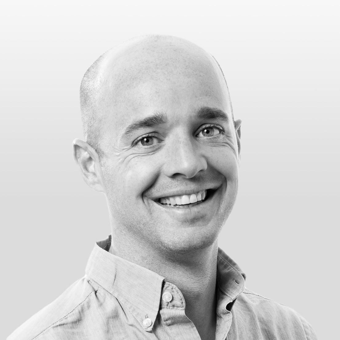 Headshot of Mark Vermeersch