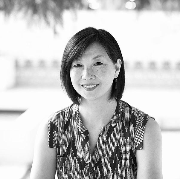 Headshot of Daisy Lin