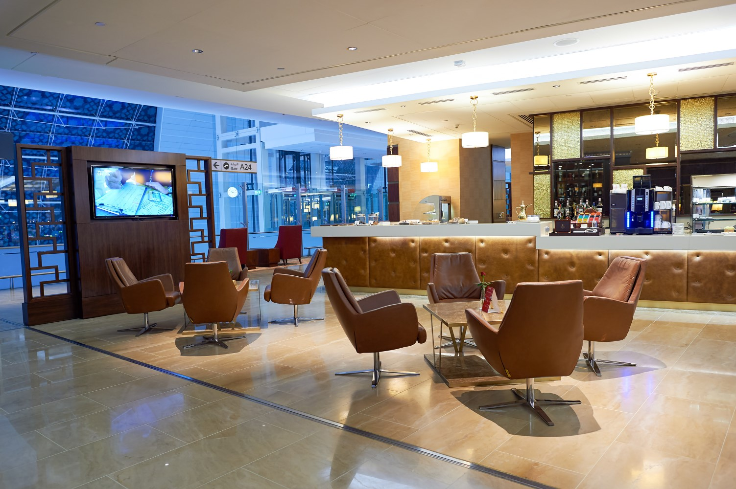 Lounges & Clubs