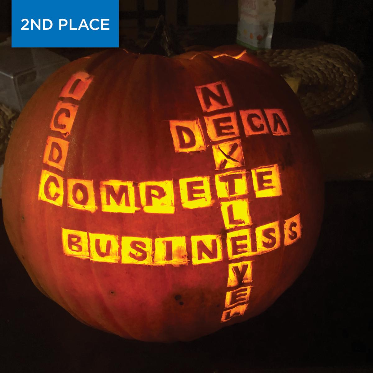 2020 Pumpkin Winner Deca 2