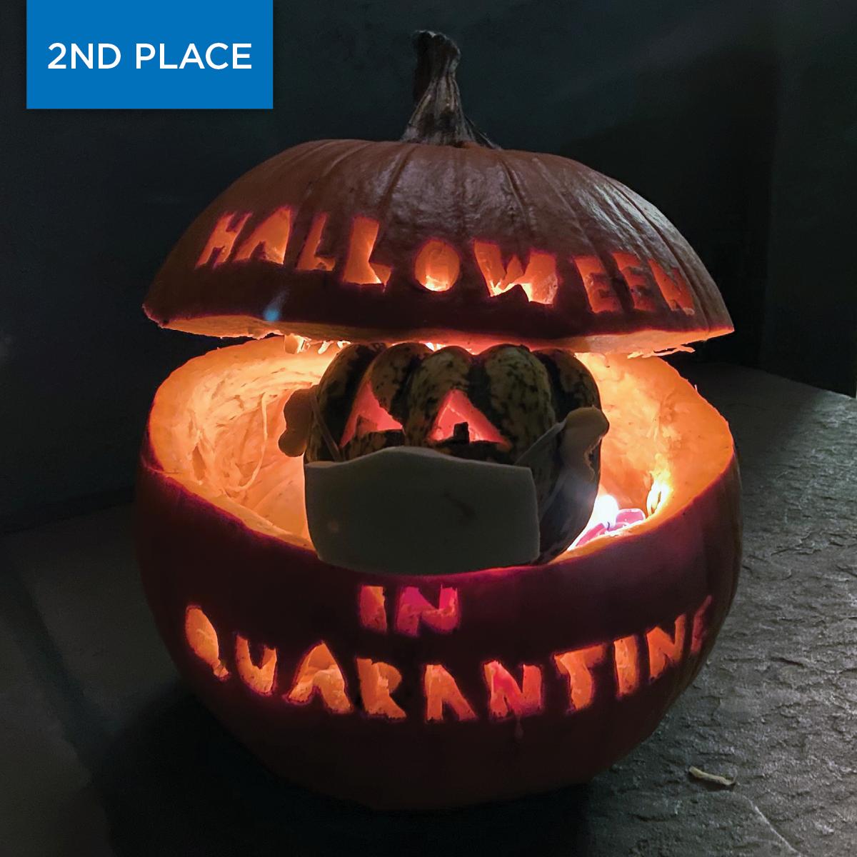 2020 Pumpkin Winner Creative 2