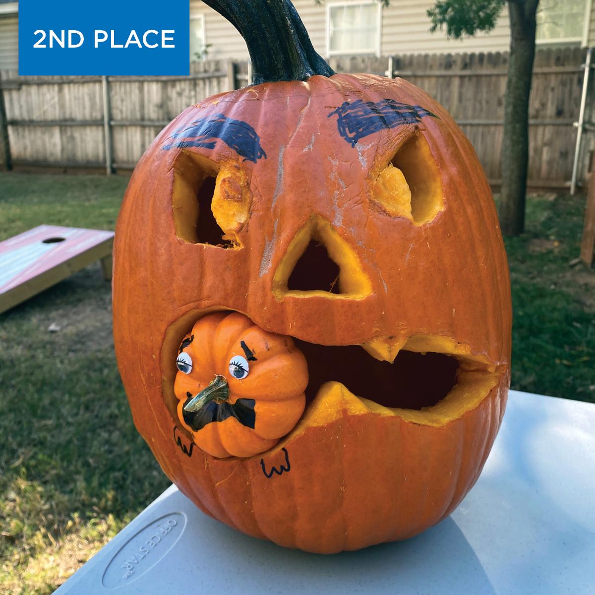 2020 Pumpkin Winner Funny 2